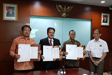 Nebras Power, PLN, and PJB Sign a Heads of Agreement for a circa 800 MW Gas to Power Project in Sumatra, Indonesia