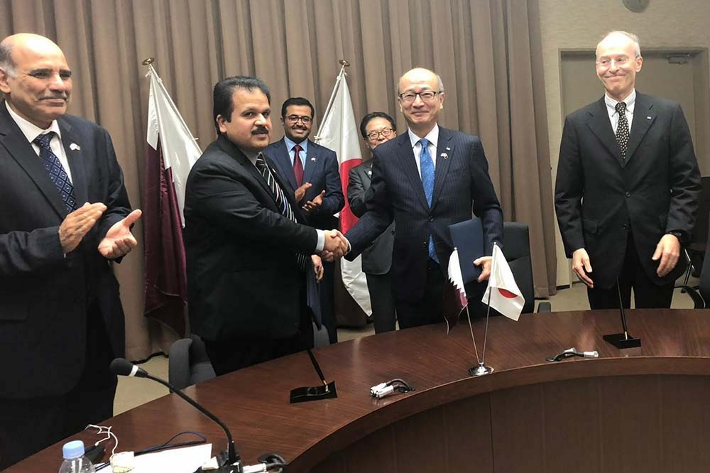 Extension of MoU for Cooperation with JERA